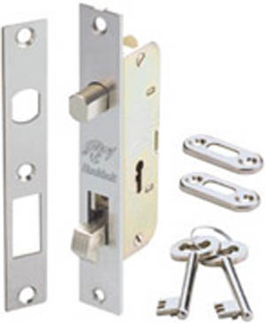 Mortise locks - 4174-hookbolt