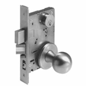 Mortise locks - 7800 Knob Locks-SARGENT