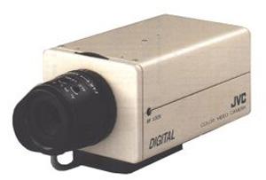 CCTV - 1/3 Inch CCD Color Camera